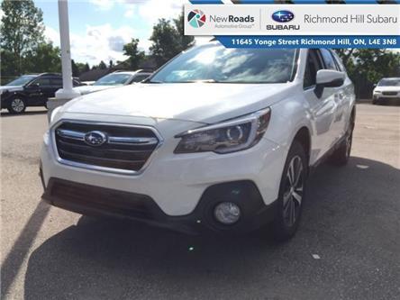 2019 Subaru Outback 3.6R Limited Eyesight CVT (Stk: 32403) in RICHMOND HILL - Image 1 of 22