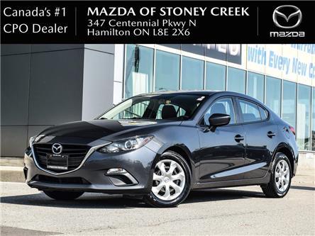 2015 Mazda Mazda3 GX (Stk: SU1342) in Hamilton - Image 1 of 20