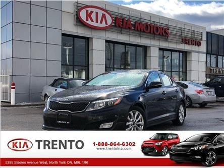 2014 Kia Optima EX (Stk: SF129) in North York - Image 1 of 20