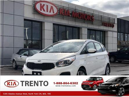 2017 Kia Rondo LX | DEMO | ALLOYS | BACKUP CAMERA (Stk: 7260A) in North York - Image 1 of 30