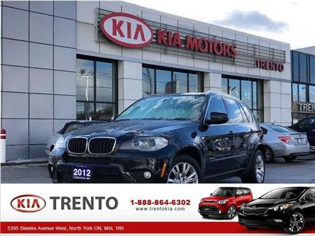 2012 BMW X5 xDrive35i (Stk: SF132) in North York - Image 1 of 22