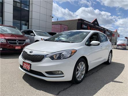 2016 Kia Forte  (Stk: K0484) in North York - Image 2 of 13