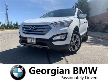 2014 Hyundai Santa Fe Sport 2.0T Limited (Stk: B19240T1) in Barrie - Image 1 of 22