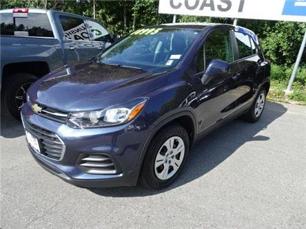 2018 Chevrolet Trax LS (Stk: SC0090) in Sechelt - Image 1 of 14