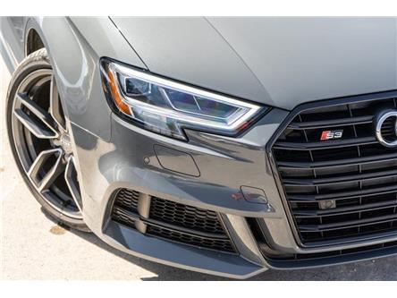 2018 Audi S3 2.0T Technik (Stk: N4524) in Calgary - Image 2 of 16
