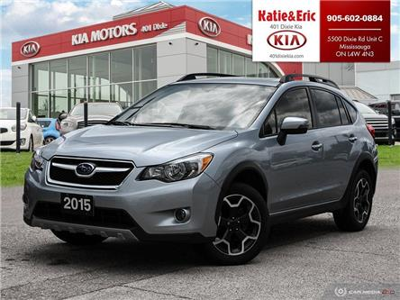 2015 Subaru XV Crosstrek Limited Package (Stk: SG19019A) in Mississauga - Image 1 of 28