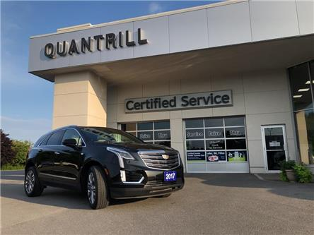 2017 Cadillac XT5 Premium Luxury (Stk: 111773) in Port Hope - Image 1 of 17