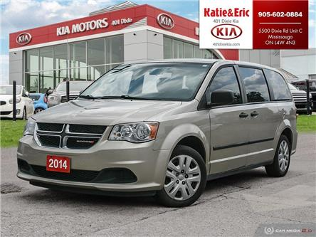 2014 Dodge Grand Caravan SE/SXT (Stk: NR19014A) in Mississauga - Image 1 of 28