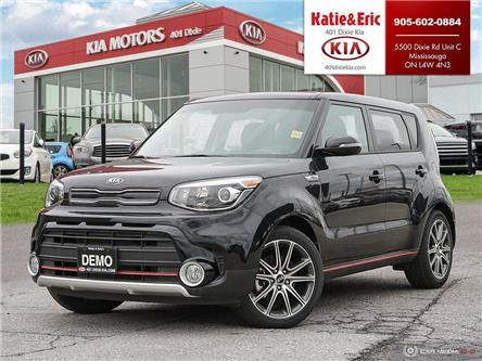 2018 Kia Soul SX Turbo (Stk: SL18060) in Mississauga - Image 1 of 27