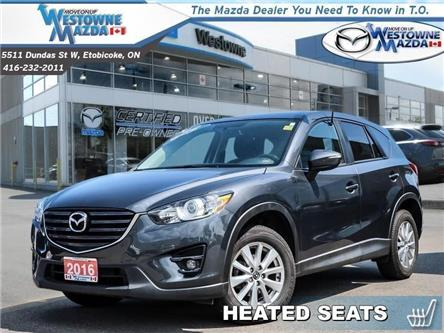 2016 Mazda CX-5 GS (Stk: 15717A) in Etobicoke - Image 1 of 23