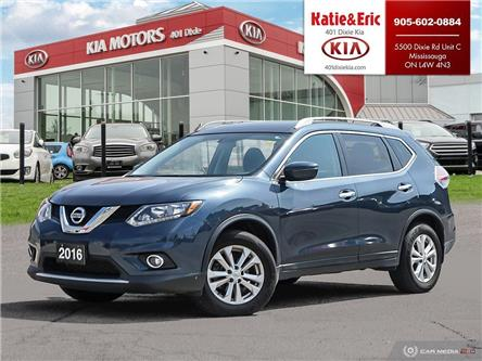 2016 Nissan Rogue S (Stk: K3018J) in Mississauga - Image 1 of 30