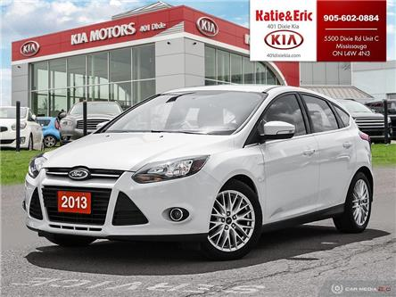 2013 Ford Focus Titanium (Stk: SL20025A) in Mississauga - Image 1 of 28