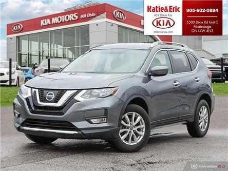2017 Nissan Rogue S (Stk: K2995) in Mississauga - Image 1 of 28