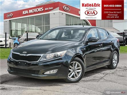 2013 Kia Optima LX+ (Stk: OP19014A) in Mississauga - Image 1 of 28
