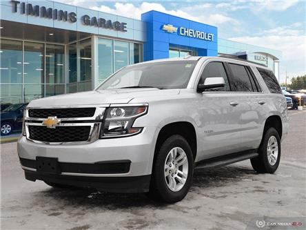 2019 Chevrolet Tahoe LS (Stk: P3137) in Timmins - Image 1 of 13
