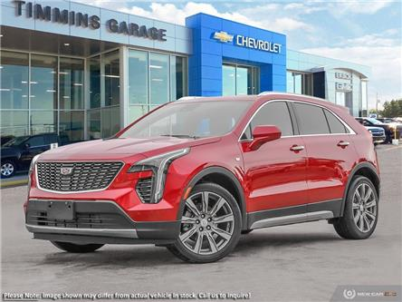 2019 Cadillac XT4 Premium Luxury (Stk: 19487) in Timmins - Image 1 of 23