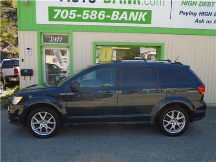 2014 Dodge Journey SXT (Stk: ) in Sudbury - Image 1 of 6