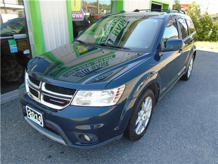 2014 Dodge Journey SXT (Stk: ) in Sudbury - Image 2 of 6
