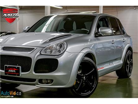 2006 Porsche Cayenne Turbo S (Stk: ) in Oakville - Image 1 of 45