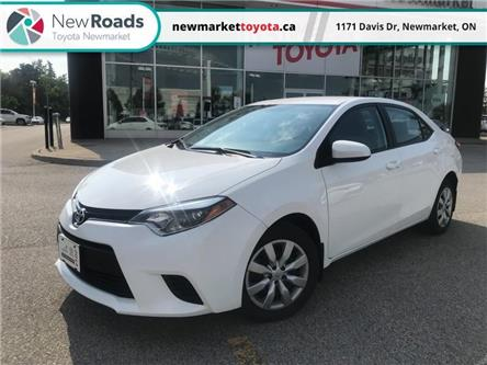 2014 Toyota Corolla LE (Stk: 343241) in Newmarket - Image 1 of 22
