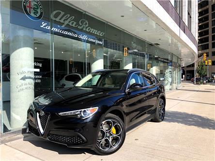 2019 Alfa Romeo Stelvio ti (Stk: 28AR) in Toronto - Image 1 of 30