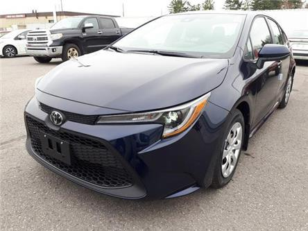 2020 Toyota Corolla LE (Stk: CW005) in Cobourg - Image 1 of 8