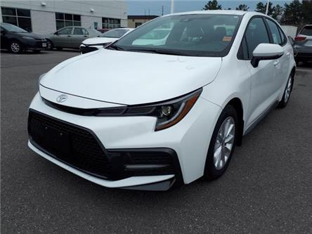 2020 Toyota Corolla SE (Stk: CW008) in Cobourg - Image 1 of 8