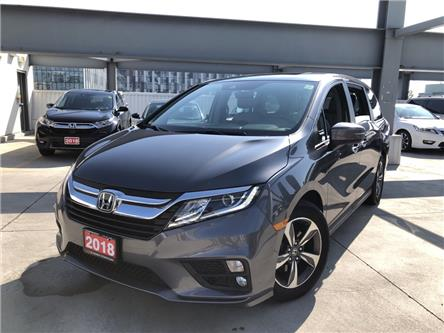 2018 Honda Odyssey EX (Stk: HP3447) in Toronto - Image 1 of 28