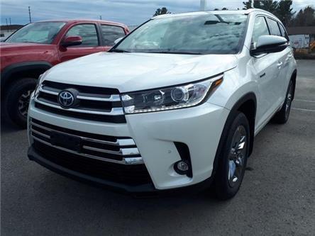 2019 Toyota Highlander Limited (Stk: TV083) in Cobourg - Image 1 of 4