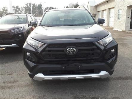 2019 Toyota RAV4 Trail (Stk: TV078) in Cobourg - Image 2 of 6