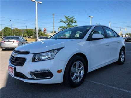 2016 Chevrolet Cruze Limited 2LT (Stk: W4816) in Cobourg - Image 1 of 24