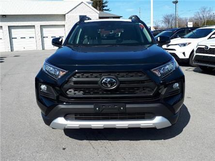 2019 Toyota RAV4 Trail (Stk: TV106) in Cobourg - Image 2 of 7