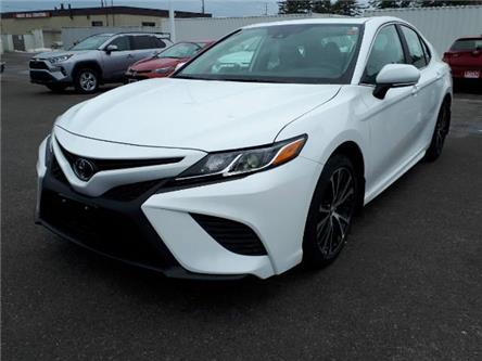 2019 Toyota Camry SE (Stk: CV097) in Cobourg - Image 1 of 7