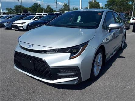 2020 Toyota Corolla SE (Stk: CW016) in Cobourg - Image 1 of 7