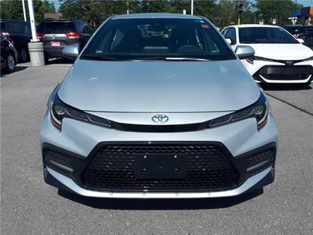 2020 Toyota Corolla SE (Stk: CW016) in Cobourg - Image 2 of 7