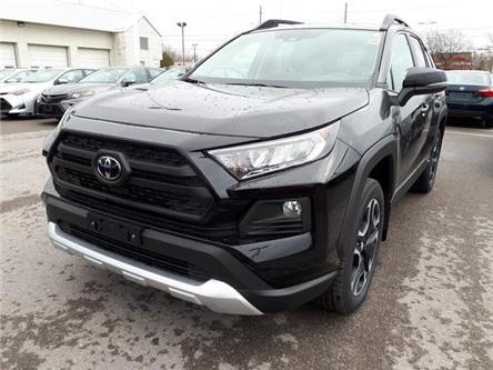 2019 Toyota RAV4 Trail (Stk: TV143) in Cobourg - Image 1 of 8