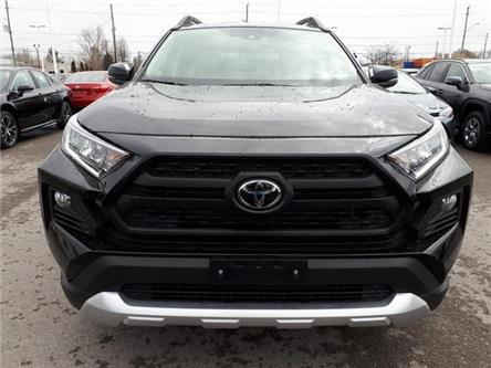 2019 Toyota RAV4 Trail (Stk: TV143) in Cobourg - Image 2 of 8