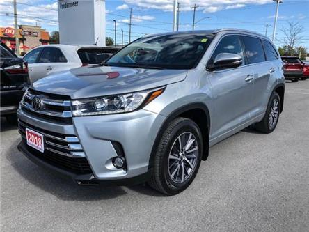 2018 Toyota Highlander XLE (Stk: W4762) in Cobourg - Image 1 of 24