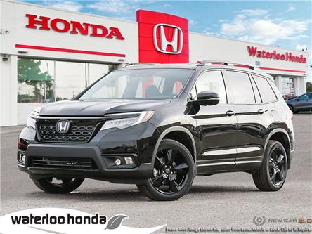 2019 Honda Passport Touring (Stk: H5451) in Waterloo - Image 1 of 23