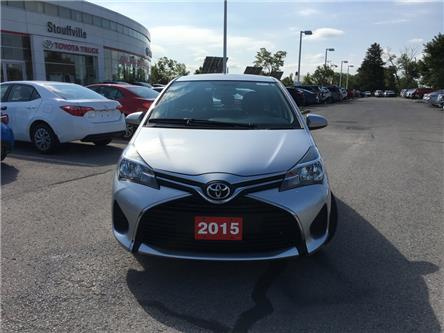 2015 Toyota Yaris LE (Stk: P1907) in Whitchurch-Stouffville - Image 2 of 12