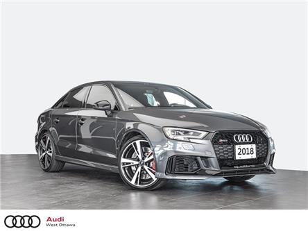 2018 Audi RS 3 2.5T (Stk: 90949A) in Nepean - Image 1 of 19