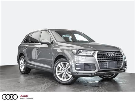 2017 Audi Q7 3.0T Progressiv (Stk: 92185A) in Nepean - Image 1 of 20