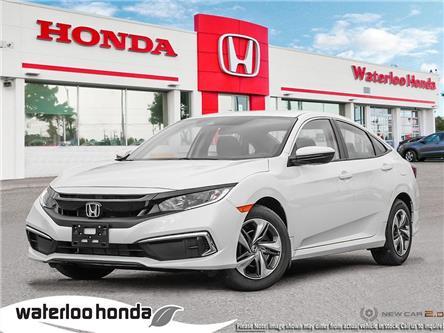 2019 Honda Civic LX (Stk: H5215) in Waterloo - Image 1 of 23