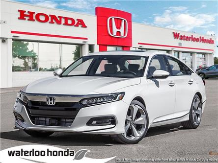 2019 Honda Accord Touring 1.5T (Stk: H4835) in Waterloo - Image 1 of 23
