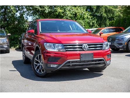 2019 Volkswagen Tiguan Comfortline (Stk: KT189189) in Vancouver - Image 1 of 29
