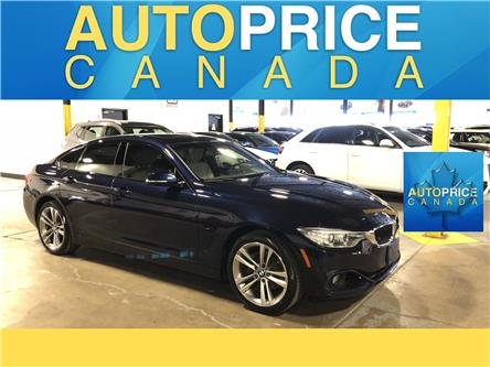 2016 BMW 428i xDrive Gran Coupe (Stk: W0551) in Mississauga - Image 1 of 27