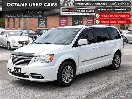 2015 Chrysler Town & Country Touring-L (Stk: ) in Scarborough - Image 1 of 25