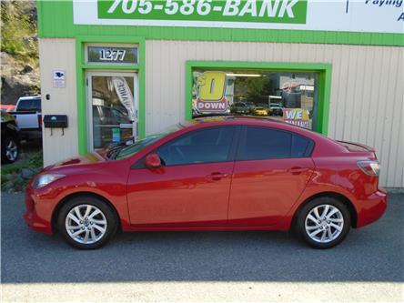 2013 Mazda Mazda3 GS-SKY (Stk: ) in Sudbury - Image 1 of 6