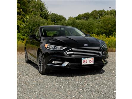 2017 Ford Fusion SE (Stk: U5302A) in Woodstock - Image 2 of 10