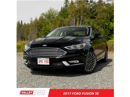 2017 Ford Fusion SE (Stk: U5302A) in Woodstock - Image 1 of 10